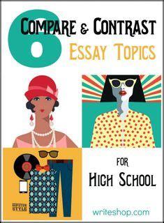 Informative essay topics for high school students